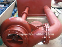 Gold Mining Lime Ash Centrifugal Mining Slurry Submerged Vertical Sump Pump