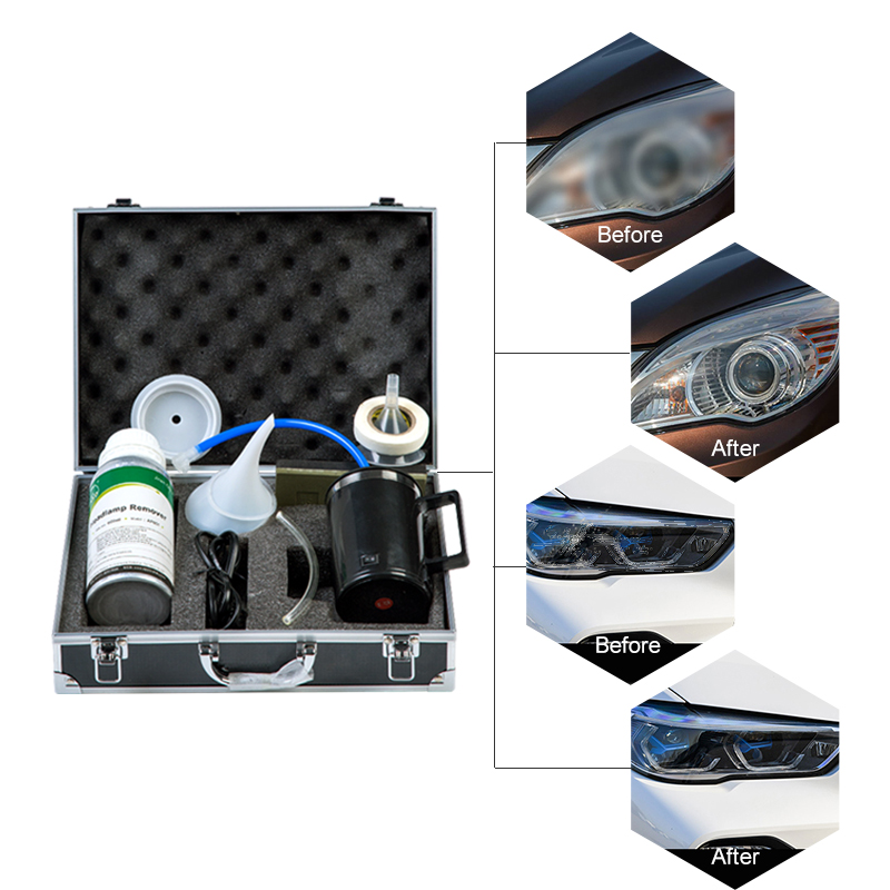 Allplace CE Headlamp Renovation Tool Vaporizer Repairing Tool Kit Headlight Restor Tool Kit