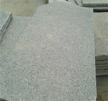 Grey G341 Granite irregular slates paving tiles for Poland