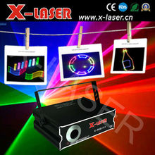 led car door logo laser projector light/1w rgb laser Disco Animation laser light with SD Card