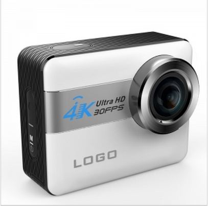 Touch screen N6 4k action camera waterproof wifi sport camera