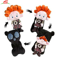 "1 Piece Brave Triplet 12"" Reversible Plush Toy Bears Walt"