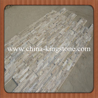 Cheapest natural slate interior decorative wall stone panels buyer price