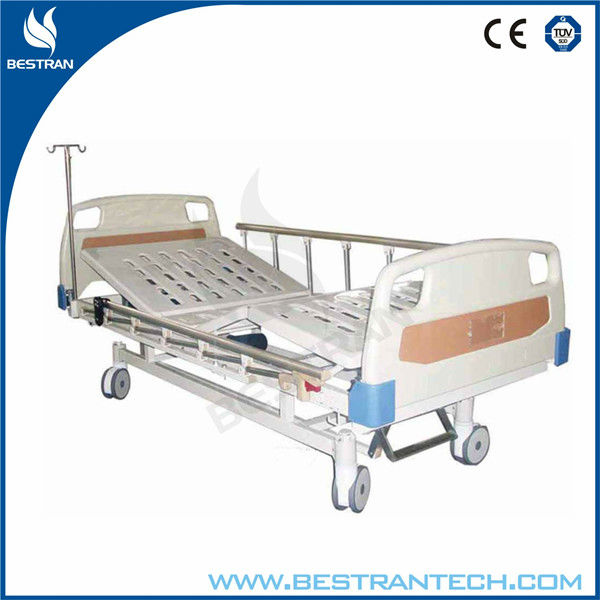 China BT-AE201 cheap hospital remote control electric adjustable patient bed and mattress accessories