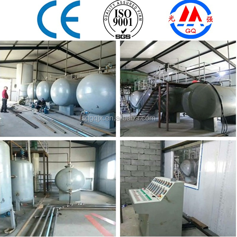 Essential Waste Motor Oil Recycling Plant Used Engine Oil Distillation Machine Recycling Machine
