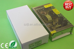 Waterproof Led Power Supply 12V 15A, 12V 15A P10 Led Module Power Supply