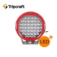 Sales promotion! 2PCS/LOT! 111W LED Spot light for Motorcycle Tractor Truck Trailer SUV Offroads Boat 4WD Work Light