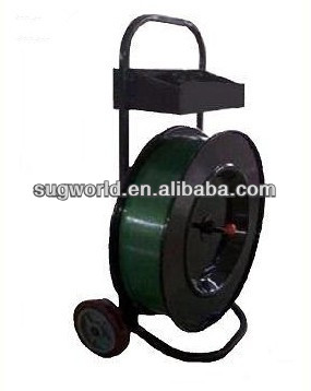400mm diameter strapping dispenser cart