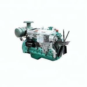 165KW 1500RMP Yuchai YC6G Series Water Cooled Diesel Engine for Generating/Generator