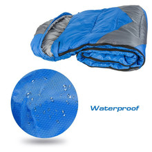 Ultra-light Flannel Lined Sleeping Bag-Lightweight Portable Envelope Sleeping Bags Mummy Bag for Traveling