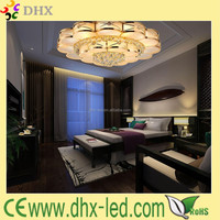 DHX contemporary crystal pendant lighting(good price)
