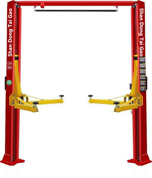 Wholesale auto used 2 post car lift from China manufacturer with low price