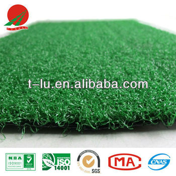 Artificial sports grass for gateball, golf and for leisure