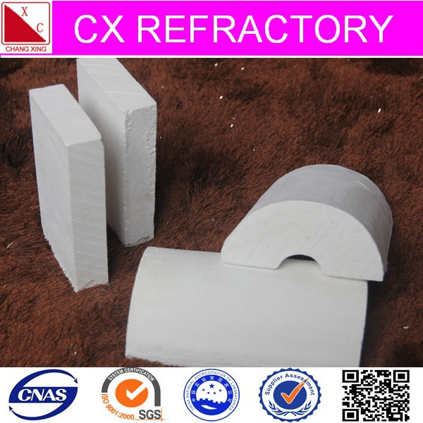Thermal insulation silicate calcium board