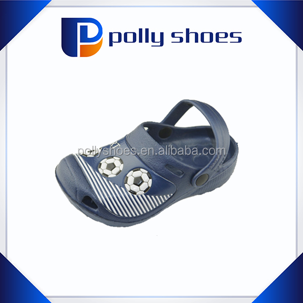 new models Injection child boy foam shoes light clogs