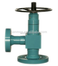 AA FF API choke valve for handling working pressure safely