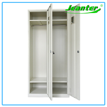 2 Door Clothing Steel Locker Wardrobe, Steel Locker Cabinet, 1 Door Steel Locker For Malaysia