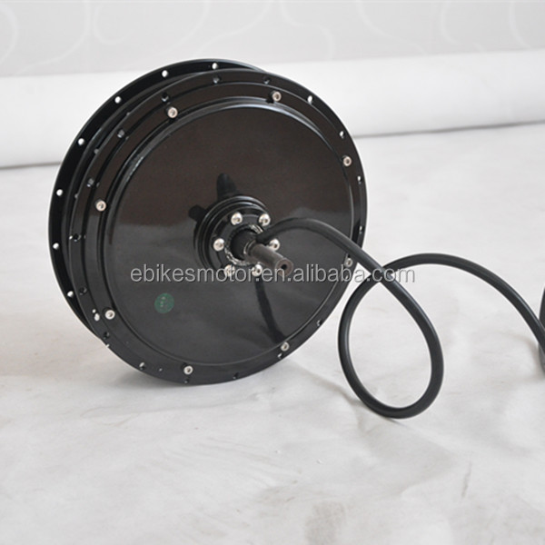 Super power bicycle 5kw hub motor