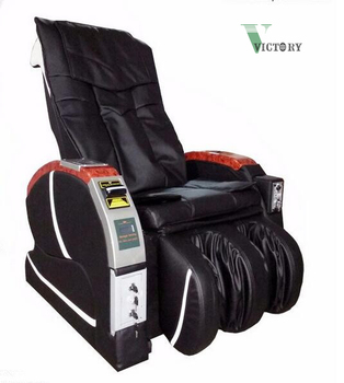 2017 Latest Full Body Vending Massage Chair with free spare parts