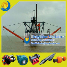 20 Inch Full Hydraulic Cutter Suction Dredger for Sand Reclaiming Land