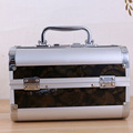 High Quality ABS Cosmetic Case Aluminum Beauty Box