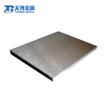 CE Quality factory price Mo-1 99.95% molybdenum sheets/plates for heating shield