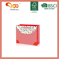 Promotional Latest Arrival Good Quality Eco-friendly new design stylish non woven photo inserting shopping bag