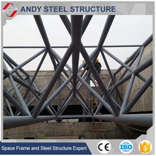 Prefabricated steel roof truss design