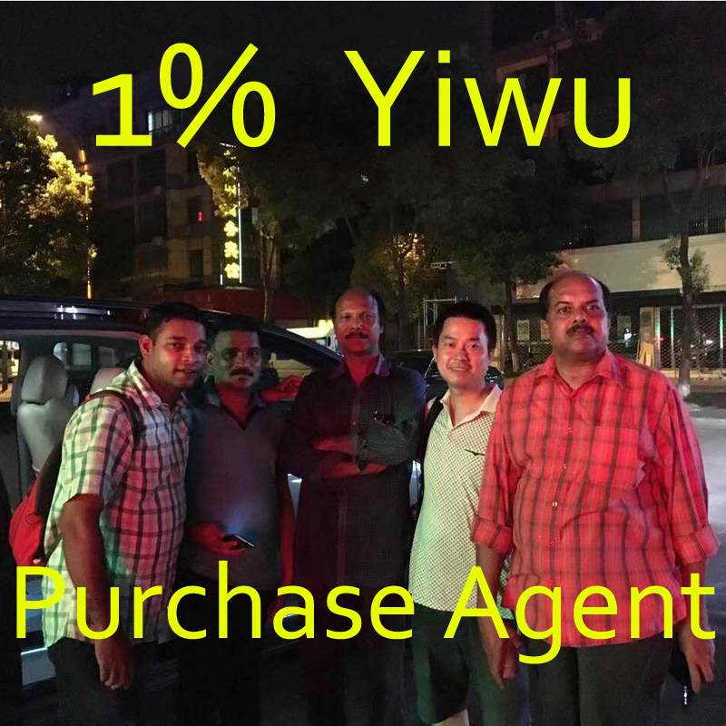 Low commission China yiwu sourcing agent and professional purchasing agent for yiwu