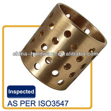 FB092 wrapped bronze bushing,copper bush