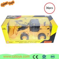 Hot item cheap plastic toy moving truck with CE approved