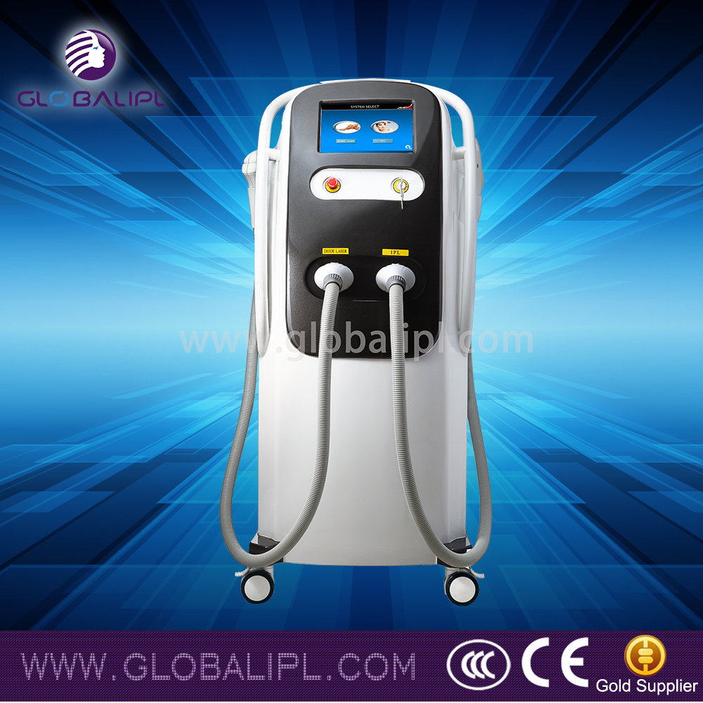 Portable laser hair removal machine new technology product in china
