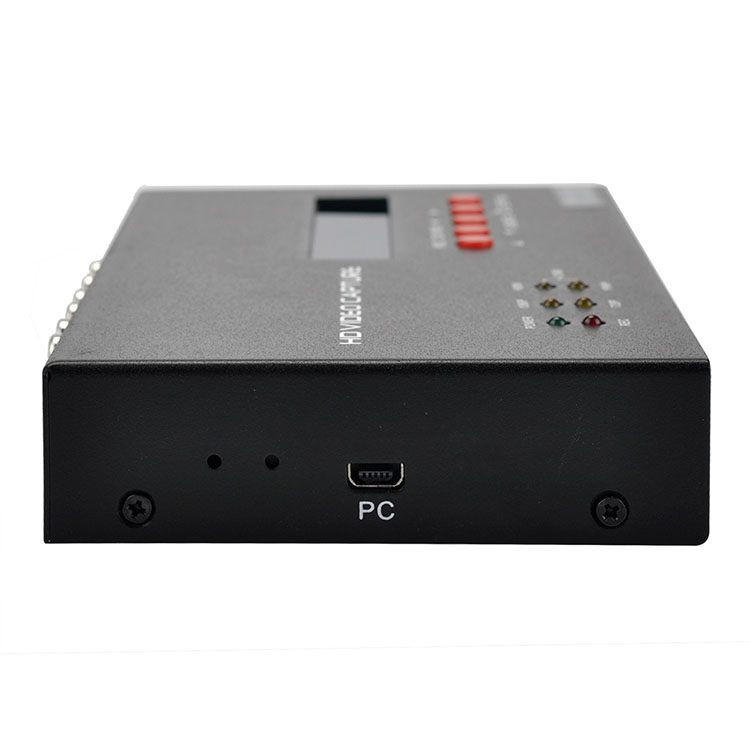1080P HDMI Video Capture Card with HDMI Output Grabber HDMI Composite AV Video Directly to USB Flash Drive ezcap283S