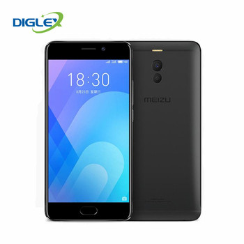 Original Meizu M6 Note 5.5inch FHD mobile phone 3GB RAM 32GB ROM snapdragon 625 16.0MP 4000mAh Global Firmware