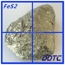 South America Competitive Price All Size Raw Pyrite Iron Ore 45% with High Sulfur for Sale