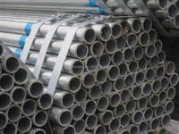q235b steel properties electrical wire conduit hot galvanized steel pipe Galvanized iron pipe price