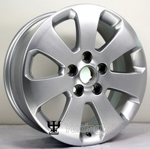 auto part 17 inch 7 spoke deep dish racing aluminum wheel rim