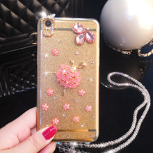 Coloful Bling Glitter Diamond Case for iphone 6 plus ,for iphone 6 Plus Diamond Crystal Star Case