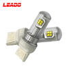 Aluminum circuit board 8 SMD chip 12V 7740 T20 led tail brake light for motorcycle car