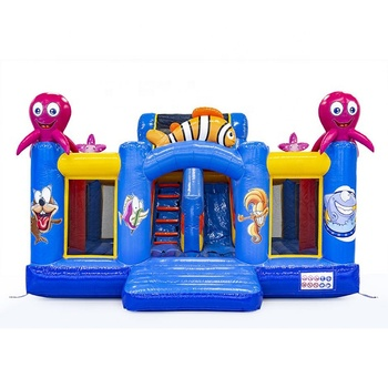 Seaworld inflatable bouncer/ inflatable castle/ inflatable bouncy castle for sale