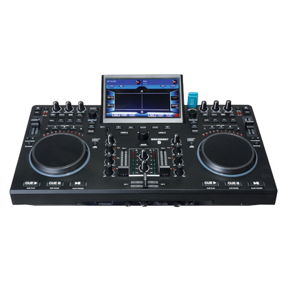 dj mixer controller /all -in-one DJ controller with bluetooth/dj midi controller