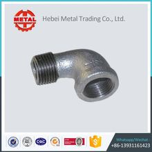 galvanized iron pipe fitting lamp dimensions elbows