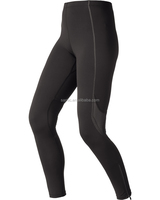 Santic woman custom compression legging OEM service compression