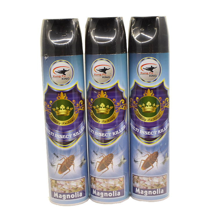 Eco-Friendly Cockroaches Killer Insect Aerosol Spray