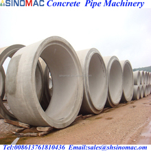 Small Concrete Drain Pipe Reinforced Cage Welder Production Line