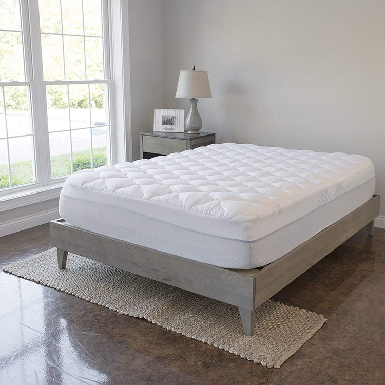 super soft bedroom furniture cushion mattress topper - Jozy Mattress | Jozy.net