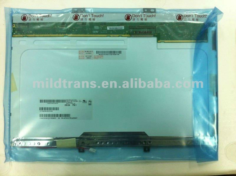 tablet pc panel distributor replacement B154EW01 15.4 inch lcd screen 1280*800 computer parts