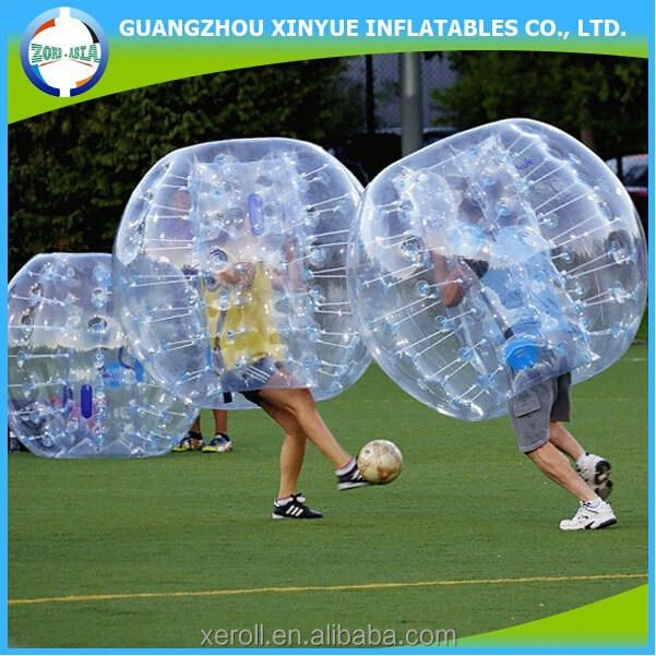 Fine quality 1.7 meters big loopyball/bubble soccer
