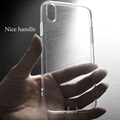 DFIFAN Crystal clear TPU case for iPhone x Alibaba hot sale covers for iphone x