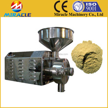 Low price maize wheat flour milling making machine small stainless steel grain grinding machine